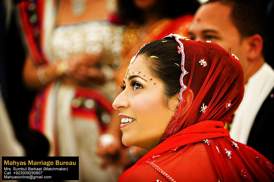 Karachi Marriage Bureau, Karachi Matrimonial, Karachi brides