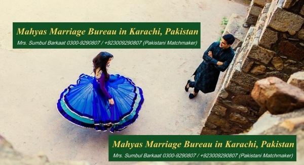 Matchmaking in karachi